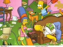 Spring-Cleaning-Simpsons